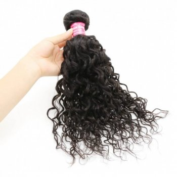 Malaysian Water Wave Human Hair Bundle Deal Online Beautyhairs