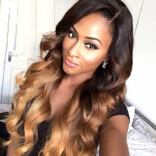 Malaysian Body Wave Hair Ombre 3 Tone 3Bundles Beautyhairs