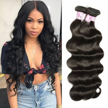 Malaysian Hair Body Wave Human Virgin Malaysian Hair 3Bundles Beautyhairs