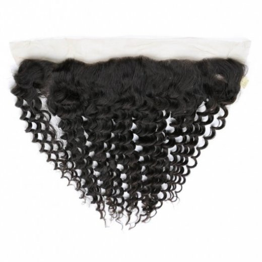 Ear To Ear Deep Wave Lace  Frontal Closure Unprocessed Virgin Hair Beautyhairs