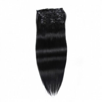 Clip In Hair Extensions 9 Colors Remy Straight Hair Beautyhairs