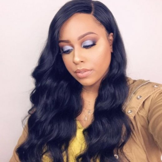 Unprocessed Virgin Malaysian Hair Natural Wave Weave Beautyhairs