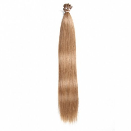 100g I Tip Fusion Straight  9 Colors Remy Hair Extensions Beautyhairs