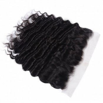 Loose Deep Wave Free Part Lace Frontal Closure Beautyhairs