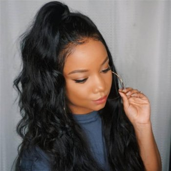 13x6 Lace Front Body Wave 150% Density Human Hair Wigs Beautyhairs