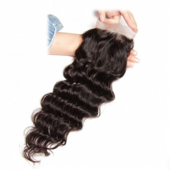 Natural Wave Lace Closure 10-20 Inch Virgin Human Hair Online Sale Beautyhairs