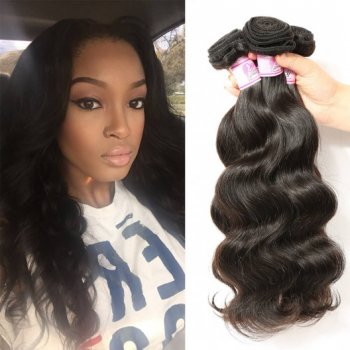 Body Wave Virgin Human Hair 4Bundles 8-30 Inch Beautyhairs