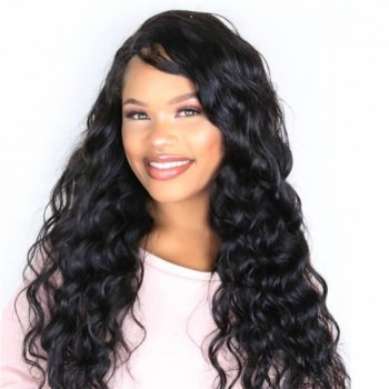 Virgin Peruvian Hair Natural Wave 3Bundles Beautyhairs